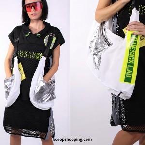 Sport bag (wear a jacket or a bag)
