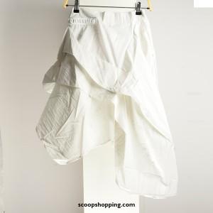 Chinos fluffy skirt