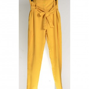 High West pants with a belt