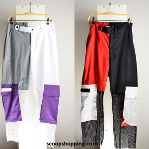 Casual pocket pants