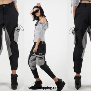 Casual pants pockets movements