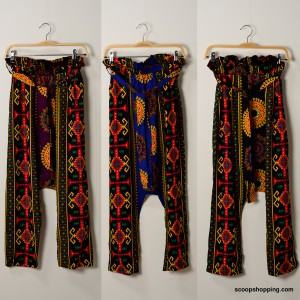 A sash decorations with a tie