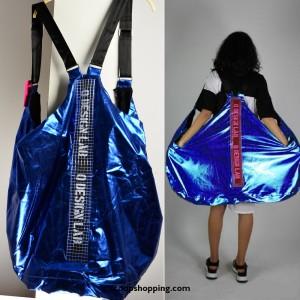 Blues Sport Bag (Laser)