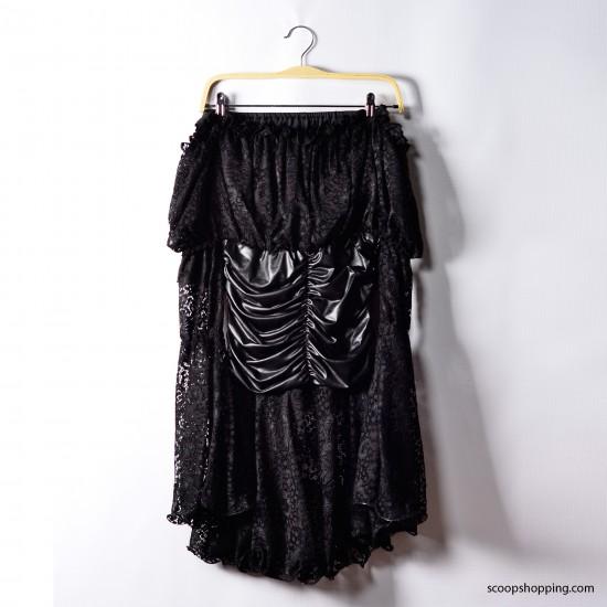 Cut Lace Dress