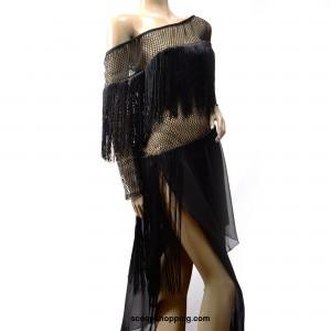 Shalash Chiffon Dress
